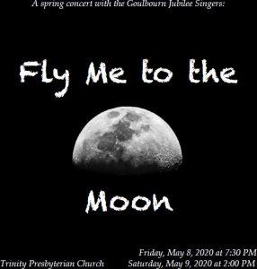 Fly Me To The Moon @ Trinity Presbyterian Church